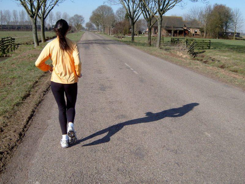 Laufen ist Leben